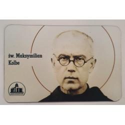 Magnes św. Maksymilian Kolbe