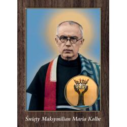Pocztówka św. Maksymilian...