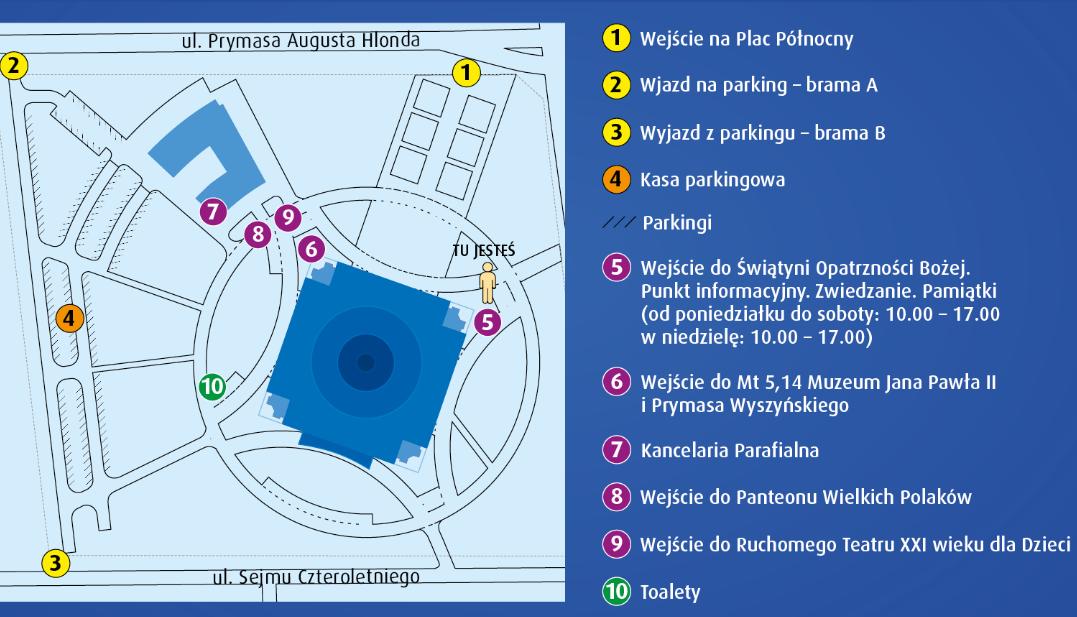 Mapka terenu COB